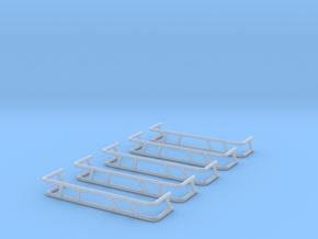 Astabweiser SW-Kats Bund - 5St 1/87 in Smoothest Fine Detail Plastic