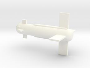 1/72 Scale NADC KAN-1 Little Joe SAM in White Processed Versatile Plastic