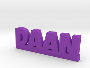 DAAN Lucky in Purple Processed Versatile Plastic