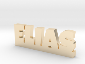 ELIAS Lucky in 14K Yellow Gold