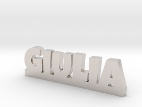GIULIA Lucky in Platinum
