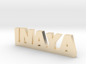 INAYA Lucky in 14K Yellow Gold