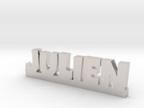 JULIEN Lucky in Platinum