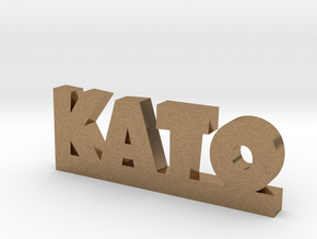 KATO Lucky in Natural Brass