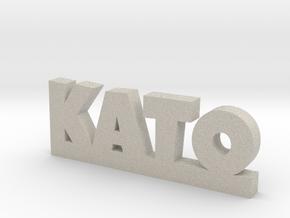 KATO Lucky in Natural Sandstone