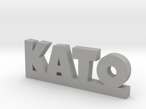 KATO Lucky in Aluminum