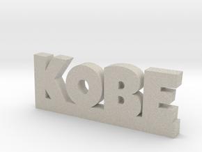 KOBE Lucky in Natural Sandstone
