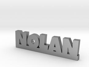 NOLAN Lucky in Natural Silver