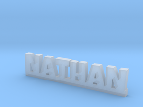 NATHAN Lucky in Smooth Fine Detail Plastic