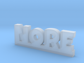 NORE Lucky in Smooth Fine Detail Plastic