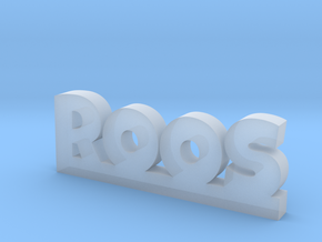 ROOS Lucky in Smooth Fine Detail Plastic