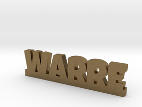 WARRE Lucky in Natural Bronze