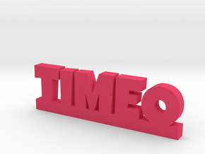TIMEO Lucky in Pink Processed Versatile Plastic