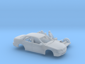 1/148 1997-02 Honda Accord Sedan Two Piece Kit in Frosted Ultra Detail