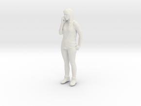 Printle C Femme 052 - 1/64 - wob in White Natural Versatile Plastic