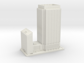 1700 Market Street (1:2000) in White Natural Versatile Plastic