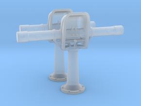 1/72 IJN Rangefinder Set 1.5m & 2m in Frosted Ultra Detail