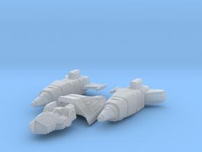 Krunky Dragon Fighter Upgrades Hi-Def Part 1 in Smooth Fine Detail Plastic