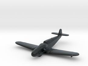 Messerschmitt Bf-109 K-4 'Kurfürst' in Black Hi-Def Acrylate: 1:200