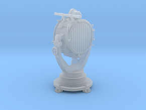 1/72 IJN SearchLight 60 cm in Smooth Fine Detail Plastic