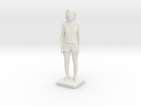 Printle C Femme 080 -1/35 in White Strong & Flexible