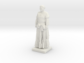 Printle C Femme 072 - 1/35 in White Strong & Flexible