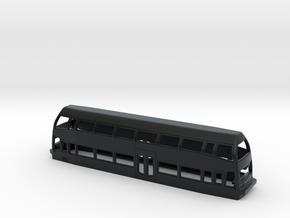 BR 670 N [body] in Black Hi-Def Acrylate