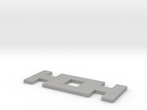 Gewicht_v1 in Aluminum