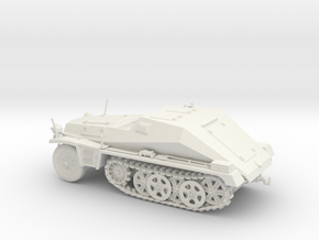 Sd.Kfz. 252 1:48 28mm wargames in White Strong & Flexible