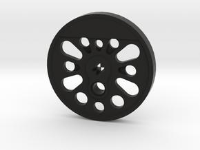 XXL Boxpok Blind Driver - Large Counterweight in Black Natural Versatile Plastic