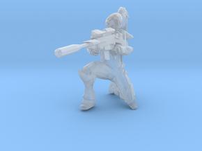 1/12 Terran Ghost Nova Nuking Pose in Smooth Fine Detail Plastic