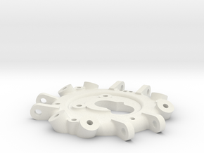 Magnetic Effector For Kossel in White Strong & Flexible