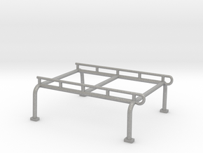 Crewhalf Rack in Aluminum
