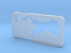 "Iphone 6 ""Deer"" in Smooth Fine Detail Plastic"