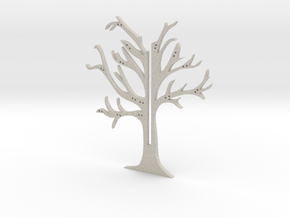 "Holder ""2d-tree-b"" in Natural Sandstone"