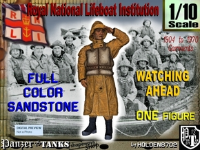 1-10 RNLI WATCHER Full Color Sandstone in Full Color Sandstone