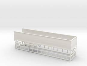 MA 36ft Sides Single V3 in White Natural Versatile Plastic