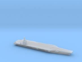 CVN-78 Gerald R. Ford, 1/2400 in Smooth Fine Detail Plastic