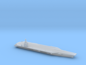 CVN-78 Gerald R. Ford, 1/6000 in Smooth Fine Detail Plastic