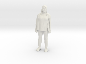 Printle C Femme 089 - 1/35 - wob in White Strong & Flexible