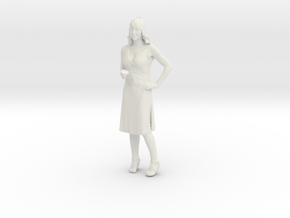 Printle C Femme 138 - 1/32 - wob in White Strong & Flexible