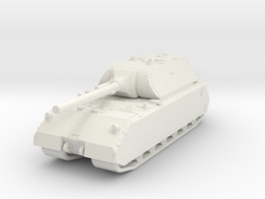 Pzkpfw VIII Maus in White Strong & Flexible