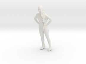 Printle C Femme 139 - 1/32 - wob in White Strong & Flexible