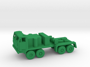 1/285 Scale M746 Tractor in Green Strong & Flexible Polished