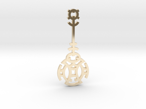 Music Instrument / Instrumento Musical in 14K Gold