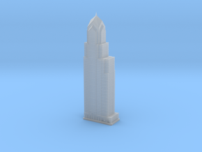 Two Liberty Place (1:2000) in Smooth Fine Detail Plastic