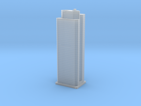 PNC Building (1:2000) in Smooth Fine Detail Plastic