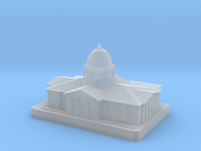 Arch Street Presbyterian Church (1:2000) in Smooth Fine Detail Plastic
