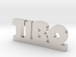 TIBO Lucky in Platinum