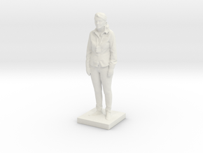 Printle C Femme 098 - 1/35 in White Natural Versatile Plastic